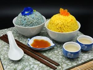 发酵糙米饭