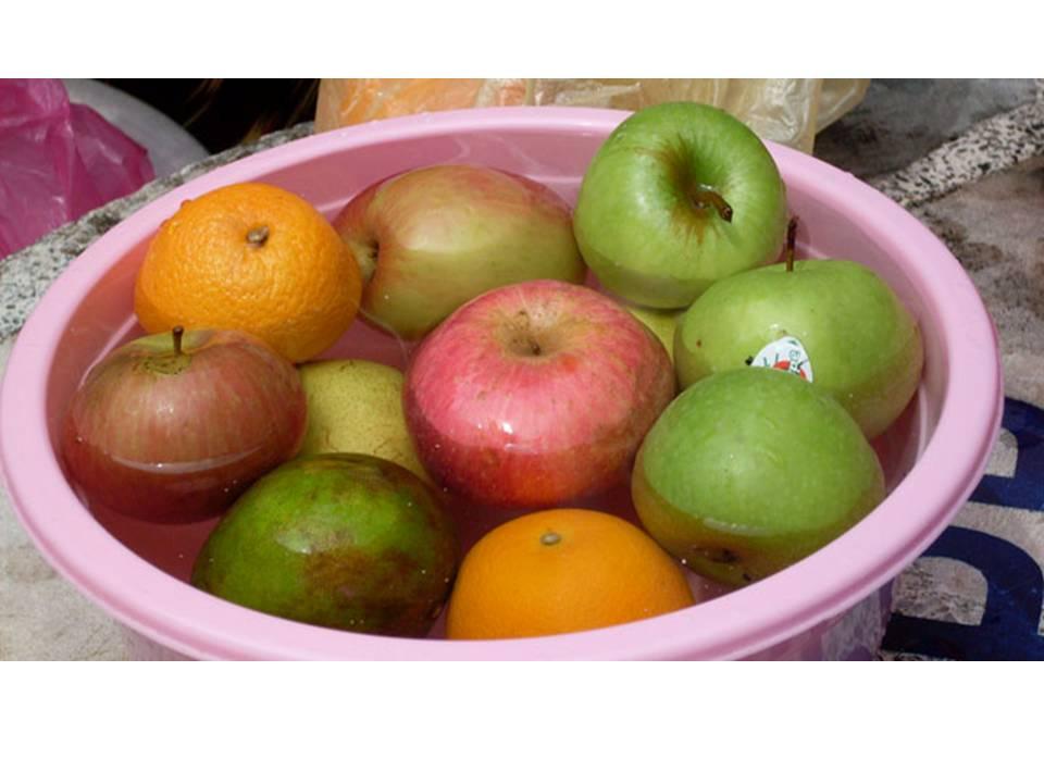 环保酵素洗水果