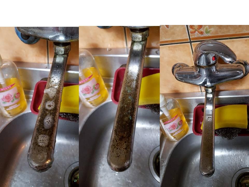 环保酵素 清洗厨房用具3